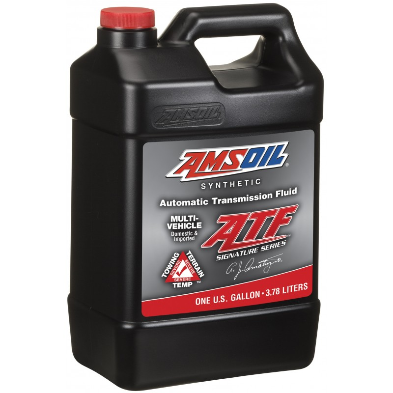 AMSOIL SIGNATURE SERIES MULTI-VEHICLE SYNTHETIC AUTOMATIC TRANSMISSION FLUID 0,946L
