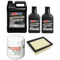 MOTORCRAFT 5W20 FULL SYNTHETIC 6L + FILTRY FORD ESCAPE 2,5 13-19