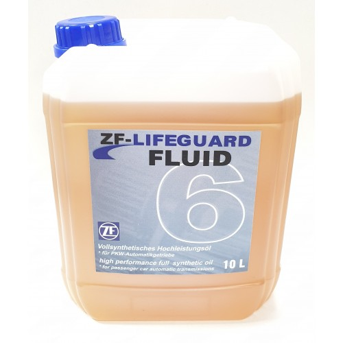 ZF LIFEGUARD FLUID 6 10L 6HP26/6HP28/6HP32/6HP34