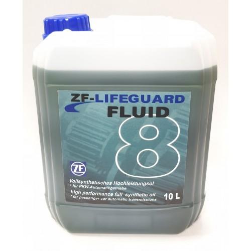 ZF LIFEGUARD FLUID 8 10L 8HP45/8HP70