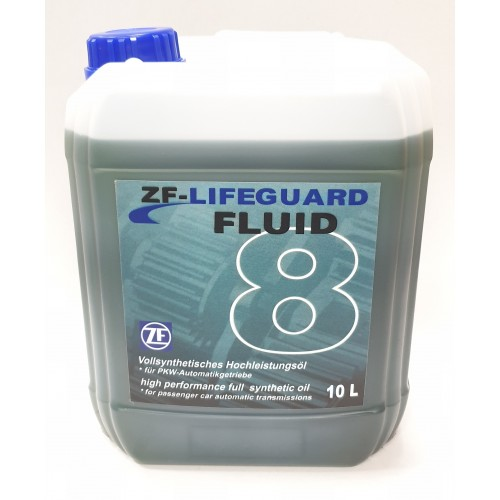 ZF LIFEGUARD FLUID 8 10L 8HP45/8HP70