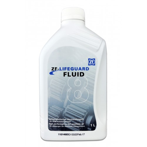 ZF LIFEGUARD FLUID 8 1L 8HP45/8HP70/845RE