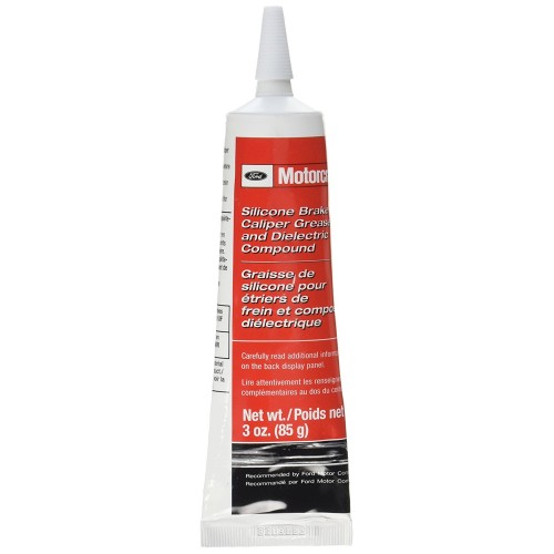 MOTORCRAFT SILICONE FOR BRAKE CALIPERS