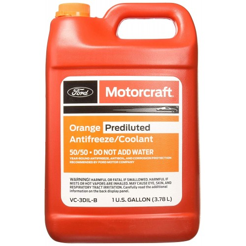 MOTORCRAFT COOLING LIQUID 3 YEARS  (3,78L)