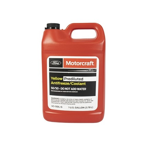 MOTORCRAFT COOLANT LIQUID HEAVY DUTY (3,78L)