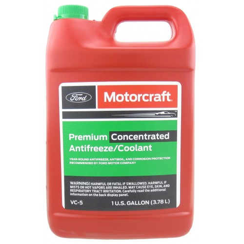 MOTORCRAFT CONCENTRATE 5 YEARS  (3,78L)