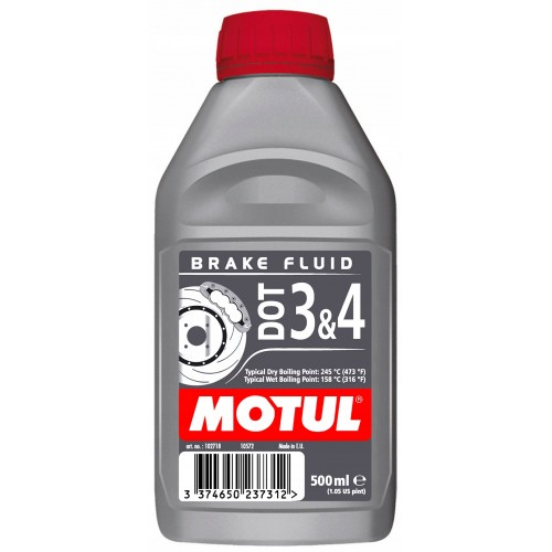 MOTUL DOT3/4 500ml