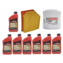 MOTORCRAFT 5W50 6L + FILTRY FORD MUSTANG 5,4 2007-2010