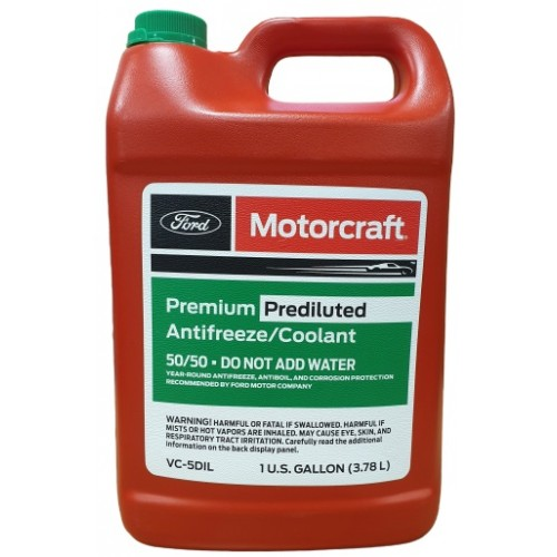 MOTORCRAFT COOLING LIQUID 5 YEARS (3,78L)