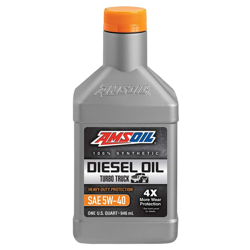 AMSOIL Signature Series Max-Duty Synthetic Diesel Oil 5W40 0,95L